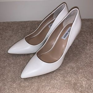 Steve Madden Leather Heels *NWT*